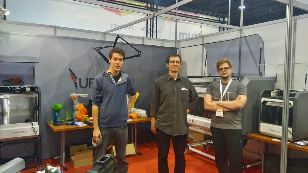 Zespół Urbicum: Mateusz Janowski, Szymon Chrupczalski, Maciej Żarnowski