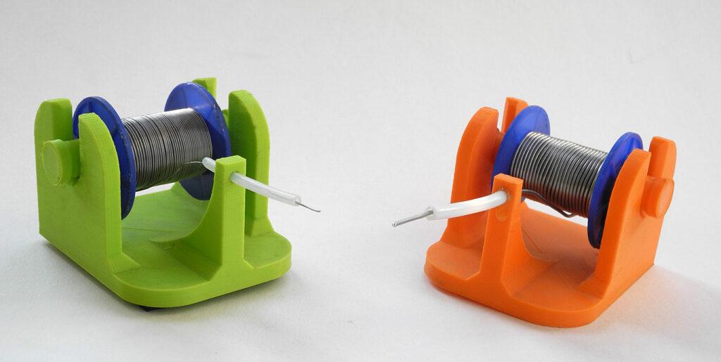 uchwyty na cynę wydrukowane na drukarkach 3d urbicum